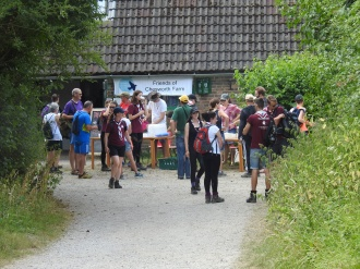 2018_03 Annual Riverside Walk at Chesworth Farm first stop3_14 July 2018_DV - Copy