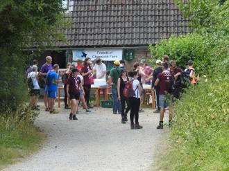 2018_03 Annual Riverside Walk at Chesworth Farm first stop3_14 July 2018_DV - Copy