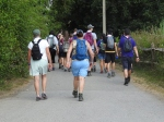 2018_04 Annual Riverside Walk at Chesworth Farm first stop4_14 July 2018_DV