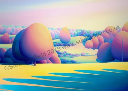 HDYOC19 paintings
