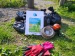 Five bags of litter_12 Sept20